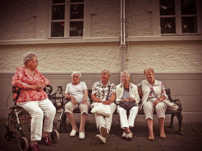 Klub emerytek