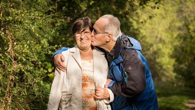 Jak znaleźć miłość po sześćdziesiątce?