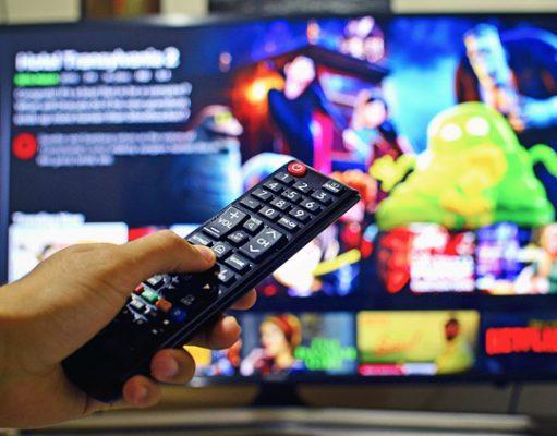 Netflix na telewizorze